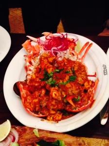 Lobster Panchphoran