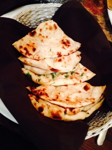 Mixed Naan Breads