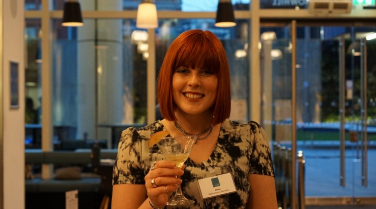 Bar Opus Cocktail Queen Gastronomic Gorman