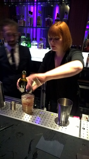High Line Bar Resorts World Birmingham