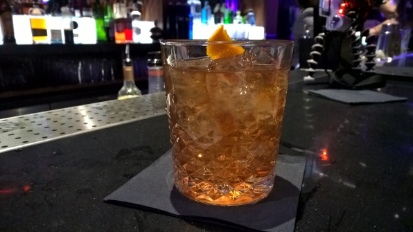 Old Fashioned High Line Bar Resorts World Birmingham