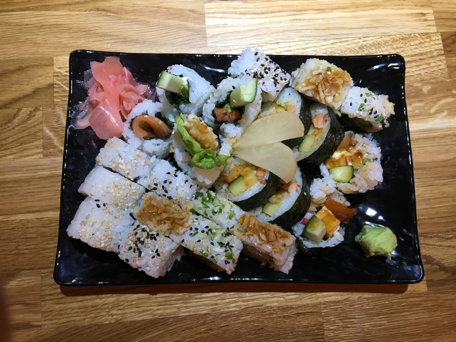 Gastronomic Gorman Sushido Sutton Coldfield