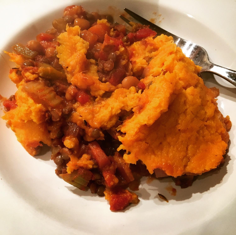 Gastronomic Gorman www.gastronomicgorman.com Vegan Shepherds Pie Recipe