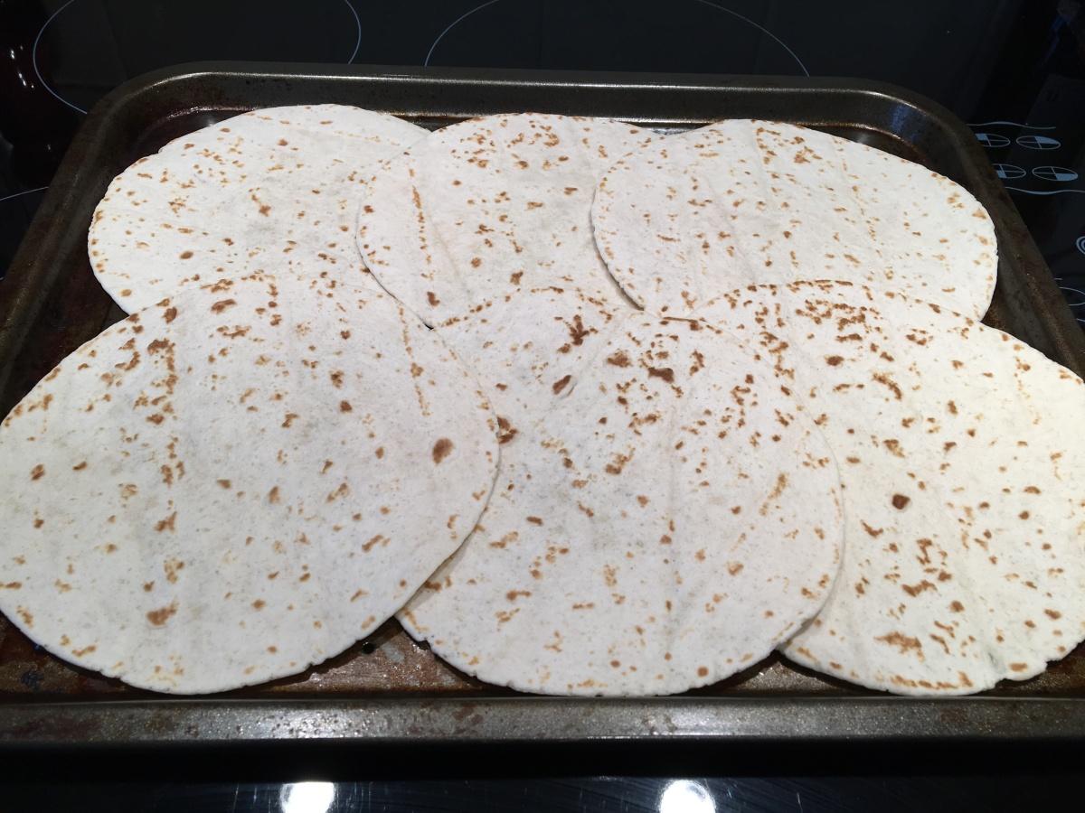 Gastronomic Gorman www.gastronomicgorman.com Gousto Soft Tacos