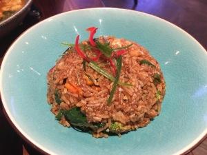 Gastronomic Gorman Birmingham Food Blogger Brum Bloggers Date Night Siamais Spicy Rice