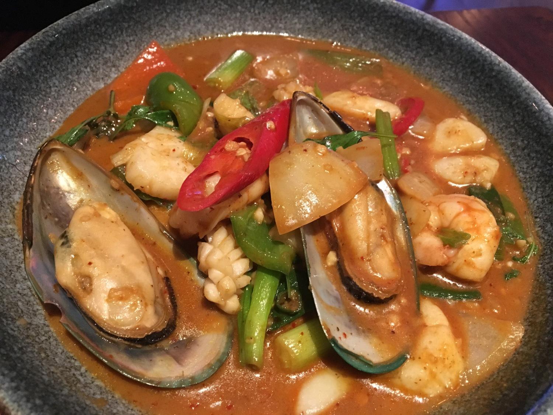 Gastronomic Gorman Birmingham Food Blogger Brum Bloggers Date Night Siamais Seafood