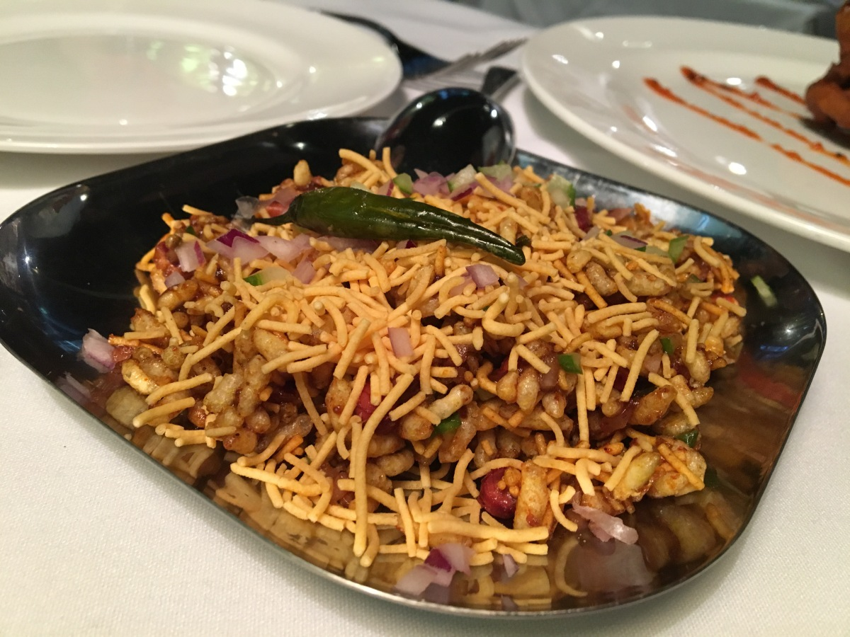 Gastronomic Gorman Birmingham Food Blogger The Gateway To India Chaat