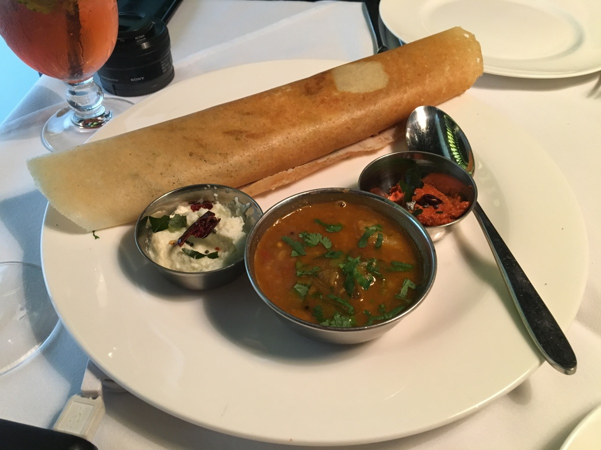 Gastronomic Gorman Birmingham Food Blogger The Gateway To India Dosa