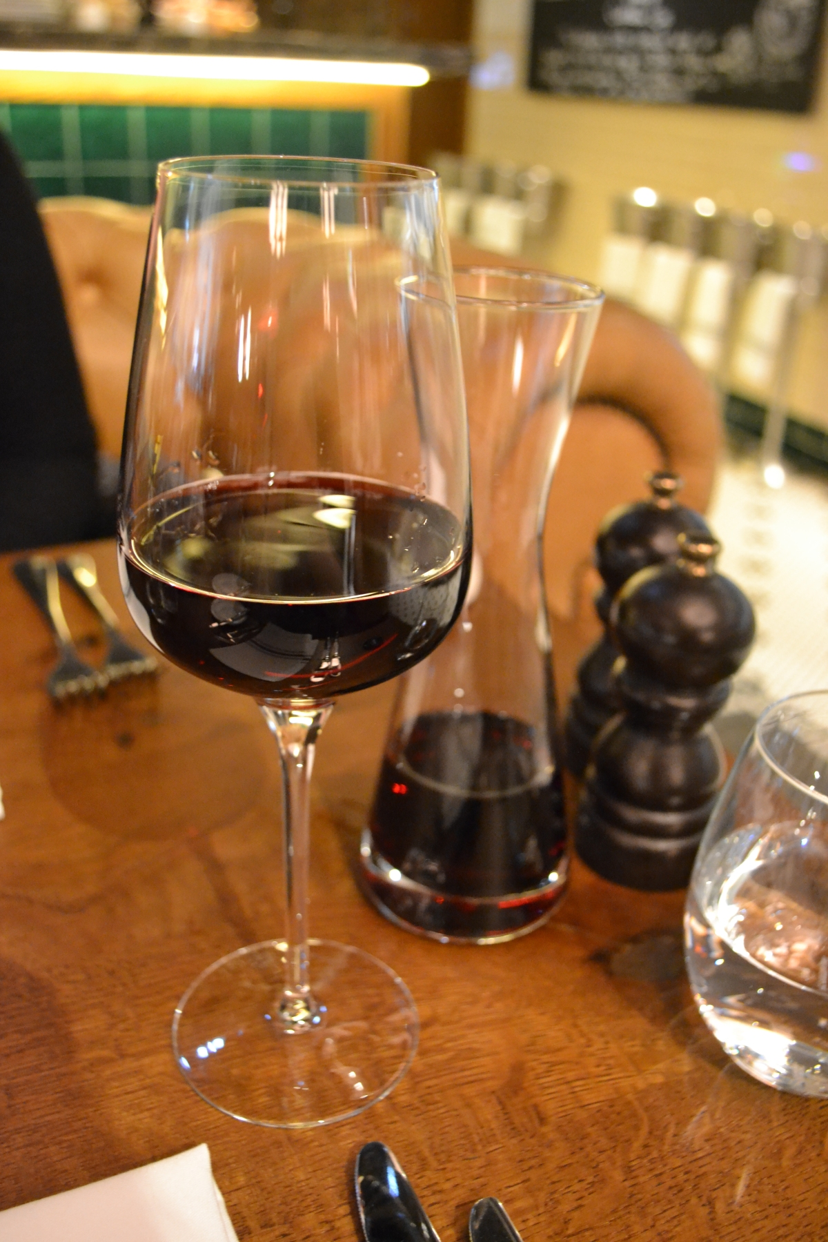 Gastronomic Gorman Tom's Kitchen Birmingham Review Wine